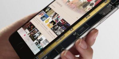 El nuevo iPhone al descubierto. Foto:Apple