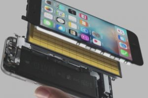 Tapic Engine, sensores capacitivos y 3D Touch. Foto: Apple