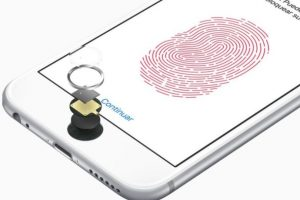 Touch ID. Foto: Apple