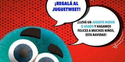 #Juguetweet La colecta de tuiteros guatemaltecos busca de nuevo tu apoyo