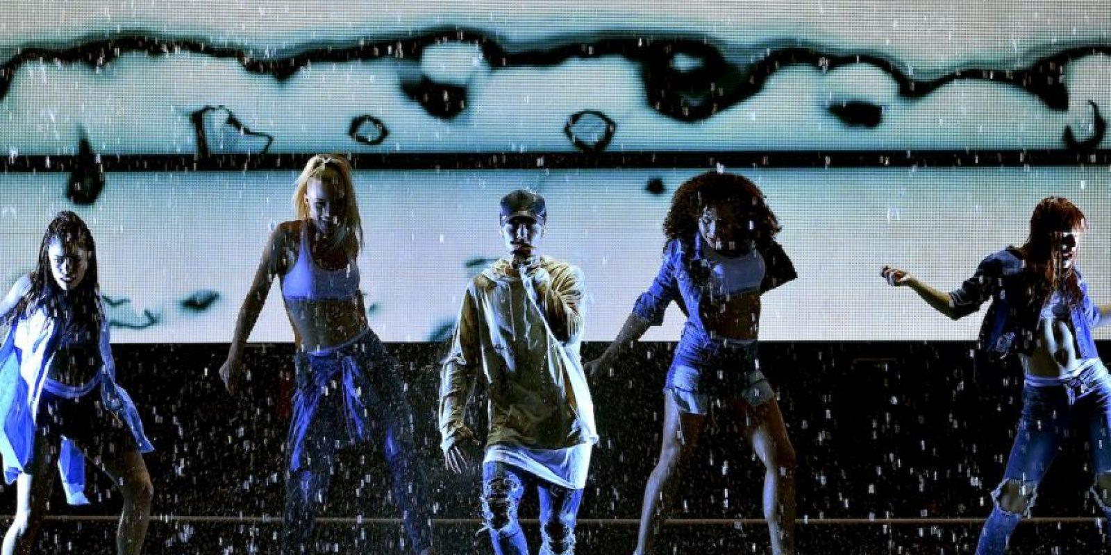 6. En 2013, Justin Bieber criticó los problemas financieron de Lindsay Lohan. Foto:Getty Images
