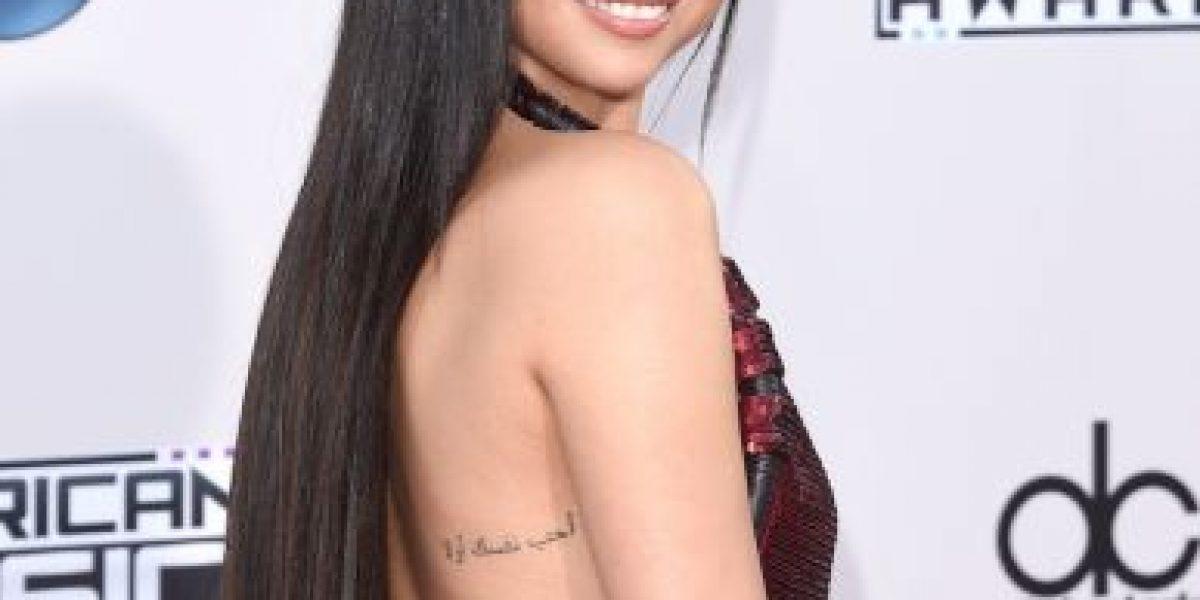 Selena Gómez derrocha sensualidad con revelador vestido en Instagram
