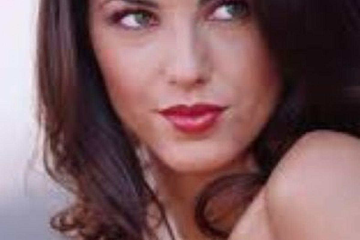"""Bárbara Mori fue la famosa """"Rubí"""", telenovela que también lleva su nombre en 2004. Foto:vía Televisa"""