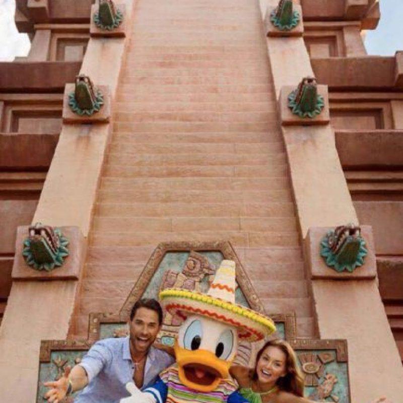Sigue trabajando en telenovelas y en teatro. Tiene 27 años y su novio es Sebastián Rulli. Foto:vía Facebook