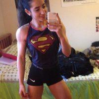 Sarah Ramadán creía que la anorexia era tener control sobre su cuerpo. Foto:vía Instagram/fightforgrowth