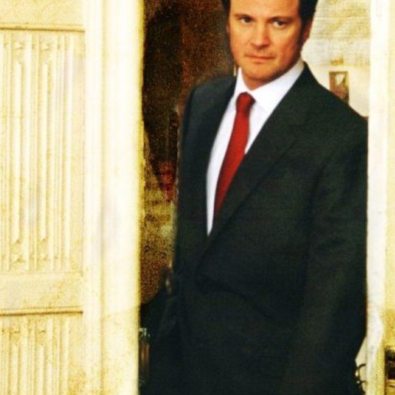 """Quién no se enamoró del señor Darcy en """"Bridget Jones"""". Foto:vía Getty Images"""