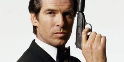 """Hace dos décadas, Pierce Brosnan se hacía famoso con """"James Bond"""". Foto:vía Getty Images"""