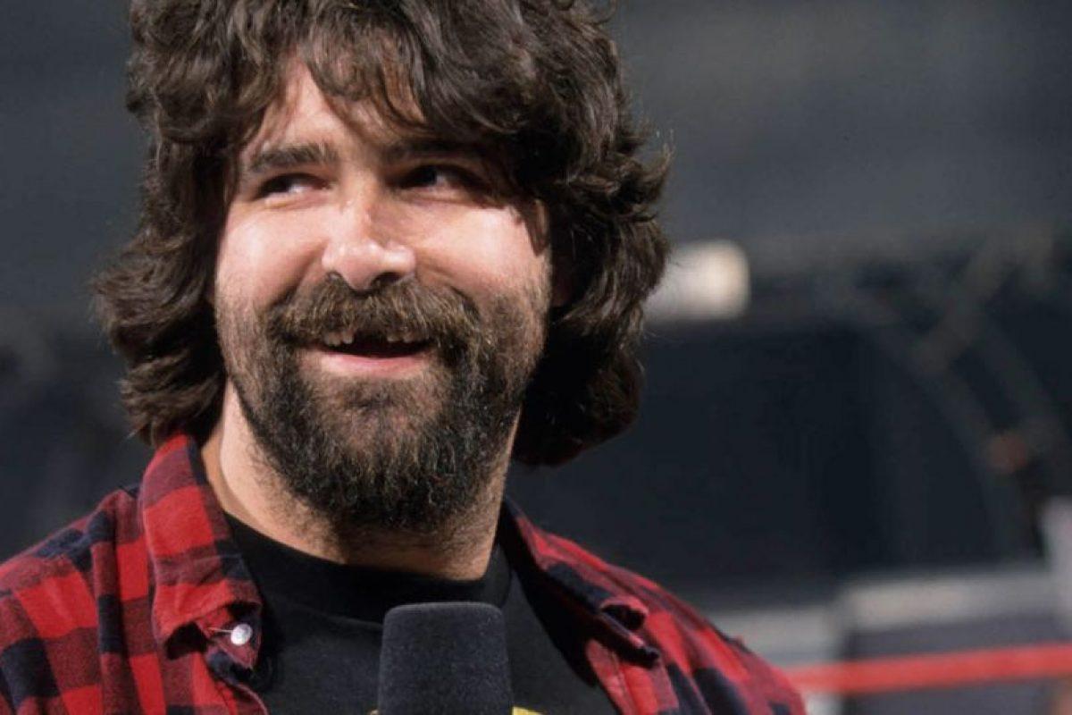 10. Mick Foley Foto:WWE