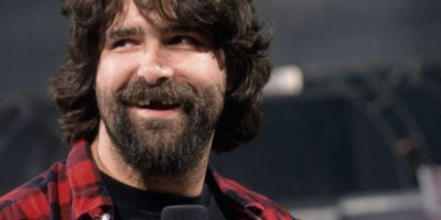 10. Mick Foley Foto: WWE
