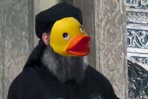 Así se burlan del grupo Estado Islámico Foto:IMGUR /4CHAN