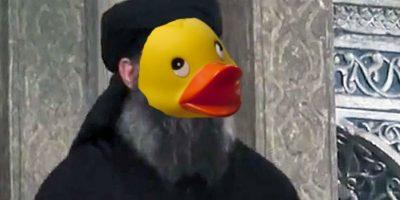 Patitos de hule: Esta es la nueva forma de burlarse de Estado Islámico