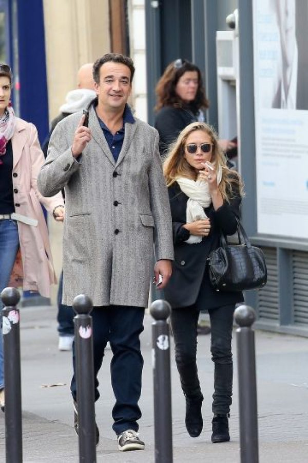 """El viernes 27 de noviembre, Mary-Kate Olsen decidió darle el """"sí, acepto"""" a Oliver Sarkozy, hermano del expresidente francés Nicolás Sarkozy. Foto:Grosby Group"""