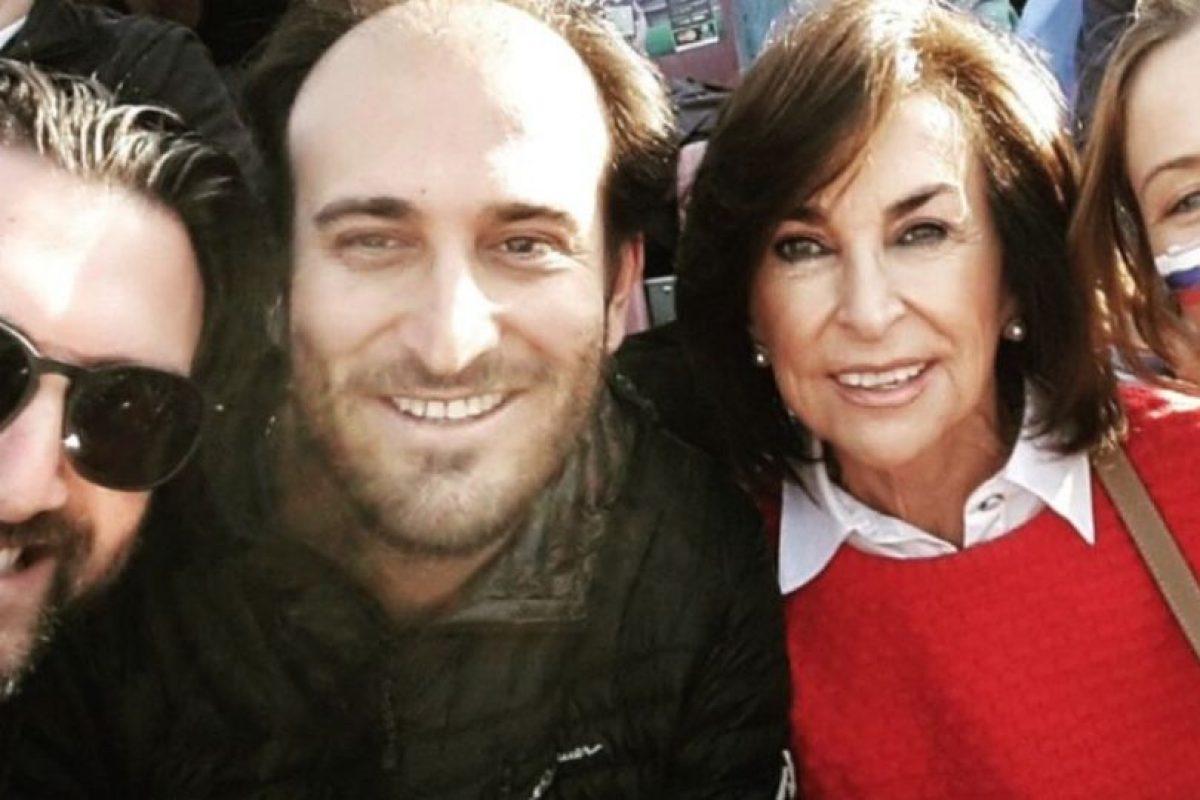 9. La chilena Iris Fontbona, integrante del Grupo Luksic, tiene una fortuna de 13.5 mil millones de dólares. Foto:Vía Wikipedia Commons