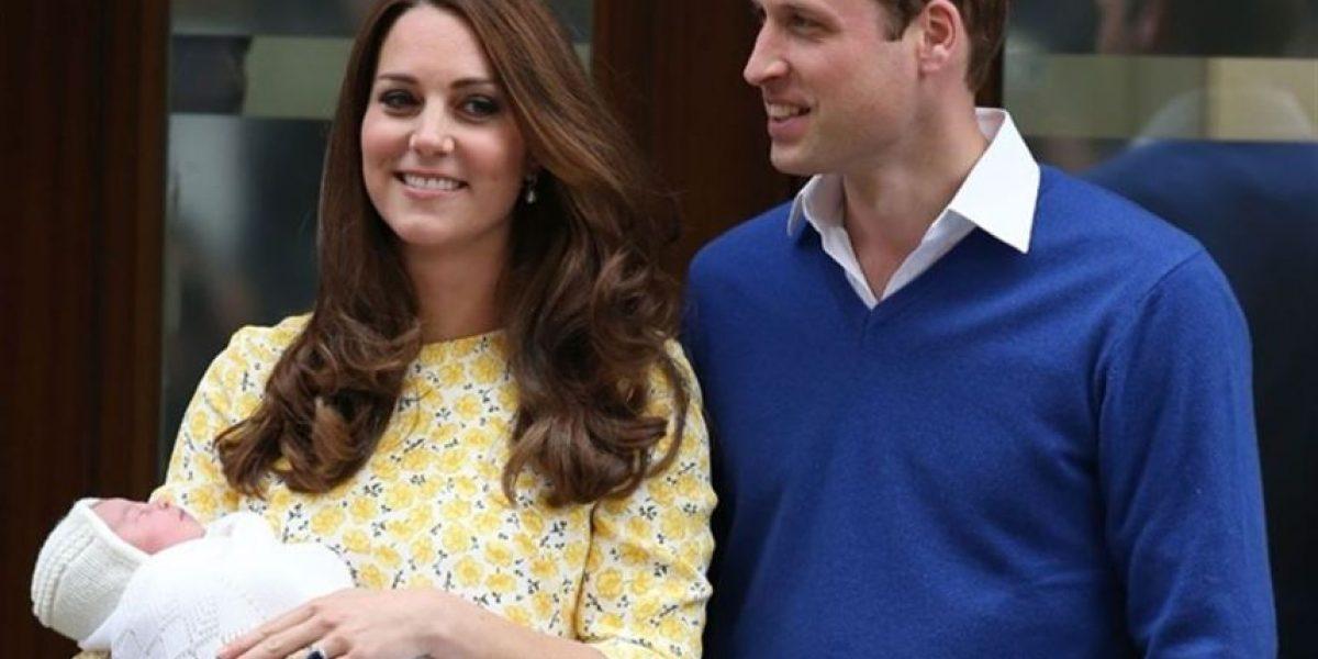 FOTOS. Con seis meses, así luce la princesa Charlotte