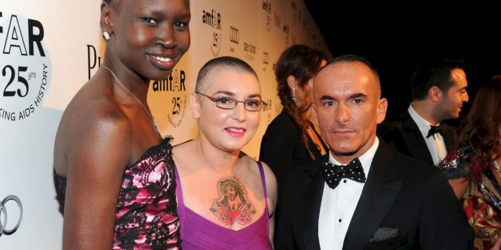 "En 1992, la carrera de Sinead O'Connor sufrió un golpe importante cuando apareció en el programa estadounidense ""Saturday Night Live"" como invitada musical. Foto: Getty Images"