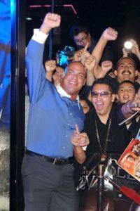 Aunque trabaja para TNA y no para WWE, el luchador de 46 años ganará 20 millones de dólares Foto:WWE