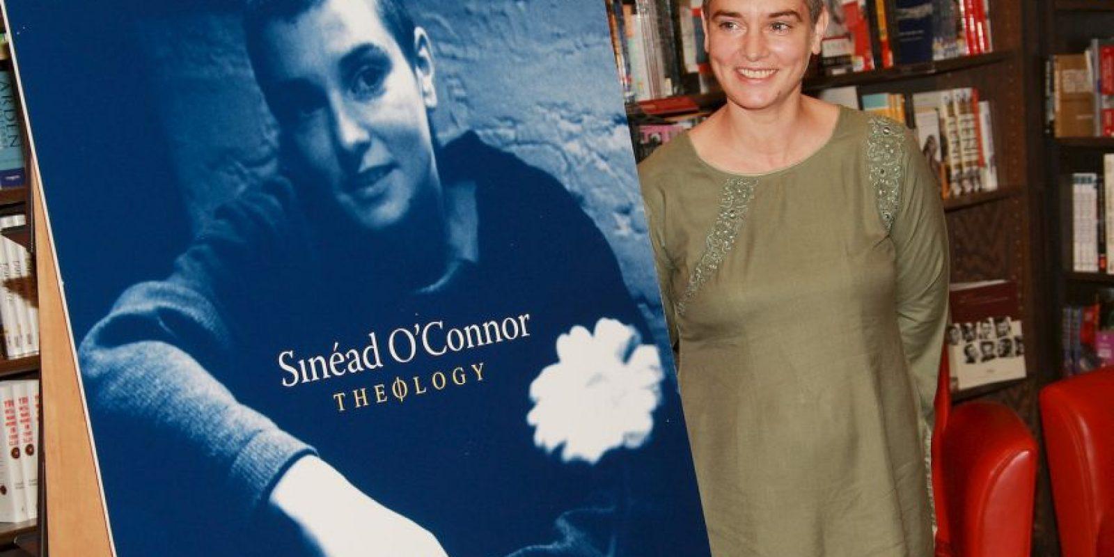 Sinead O'Connor es una cantante irlandesa nacida en Dublín el 8 de diciembre de 1986. Foto:Getty Images