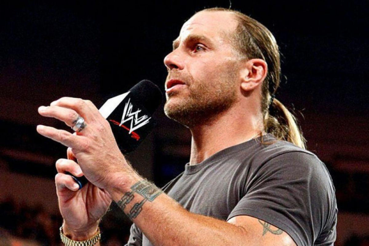 8. Shawn Michaels Foto:WWE