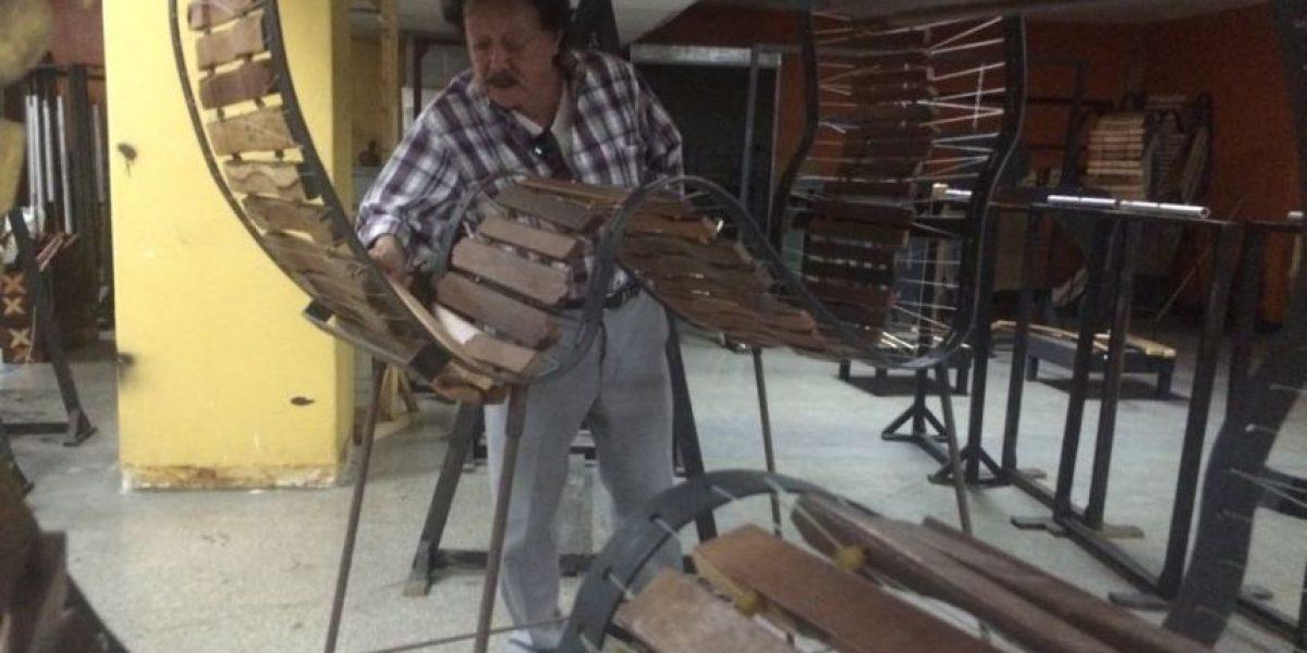 El atrevido proyecto que busca preservar el legado del maestro Joaquín Orellana