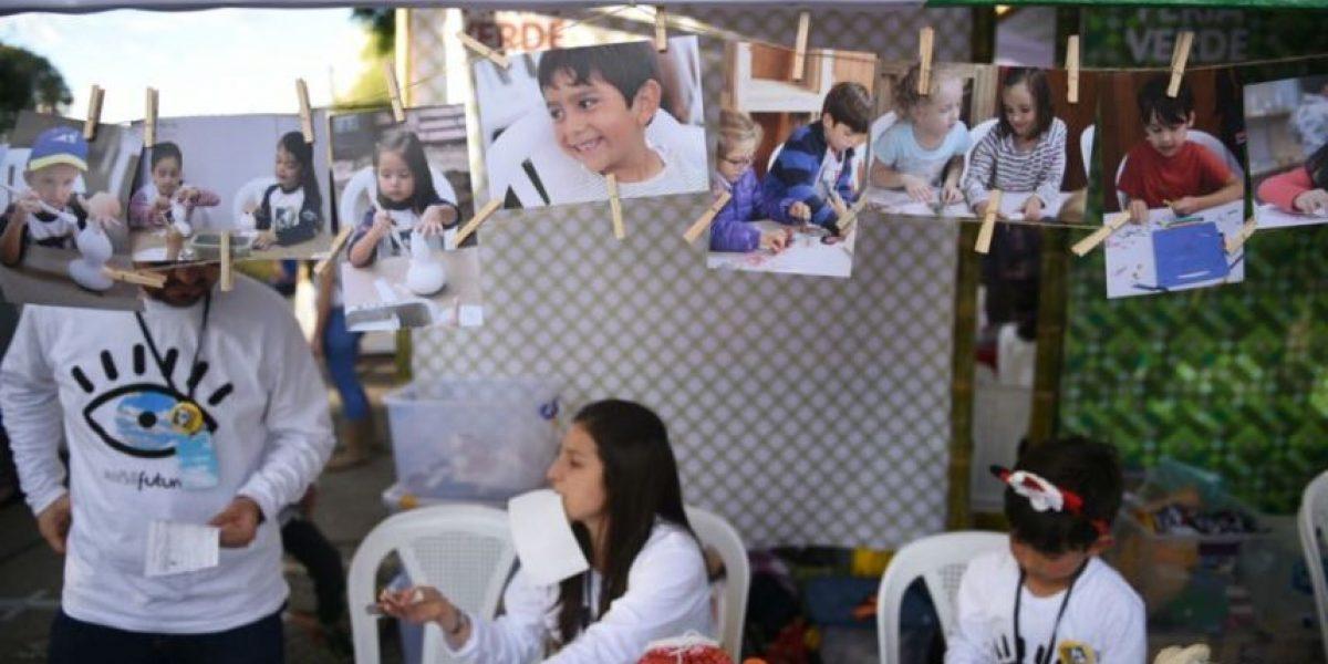 Niños emprendedores presentaron sus ideas creativas en