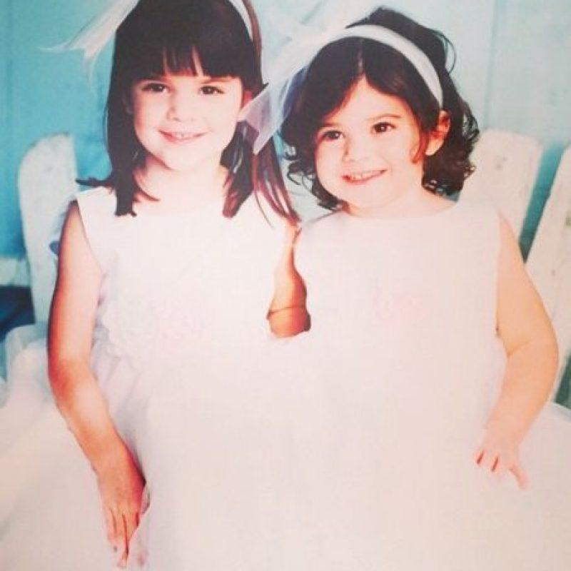 se convirtieron en padres de Kendall y Kylie Jenner. Foto:vía instagram.com/krisjenner