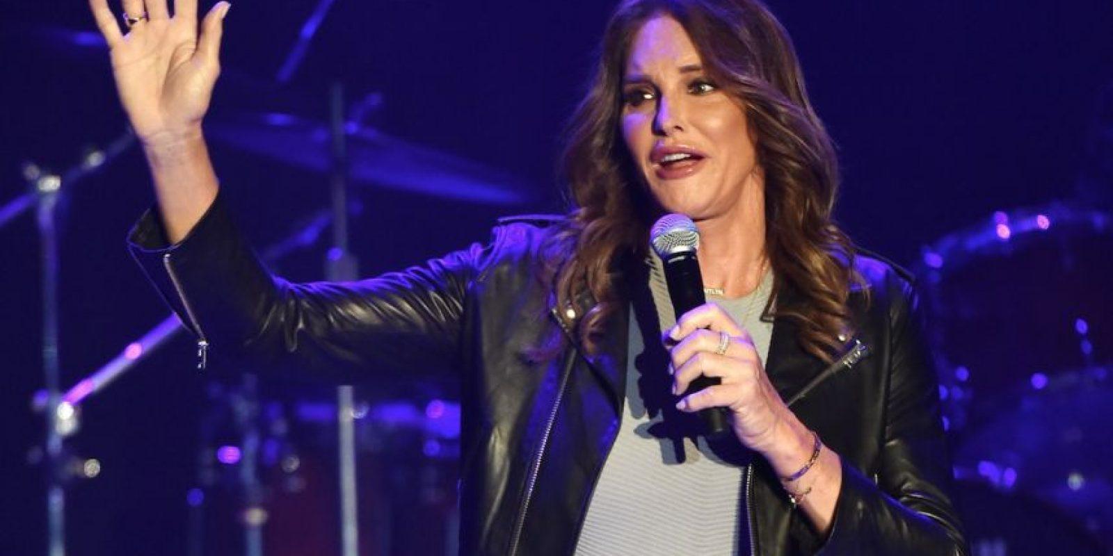 En junio se presentó como una mujer llamada Caitlyn Jenner Foto:Getty Images