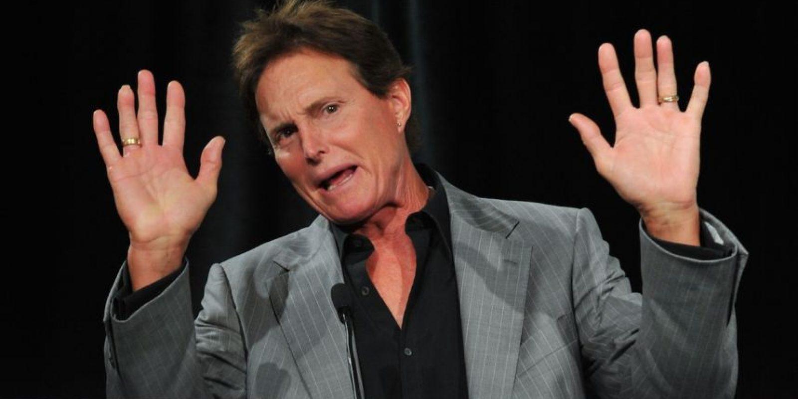 Por otra parte, en 2014, Bruce se enfrentó a una serie de rumores en los que se indicaba que había iniciado su transición al sexo femenino Foto:Getty Images