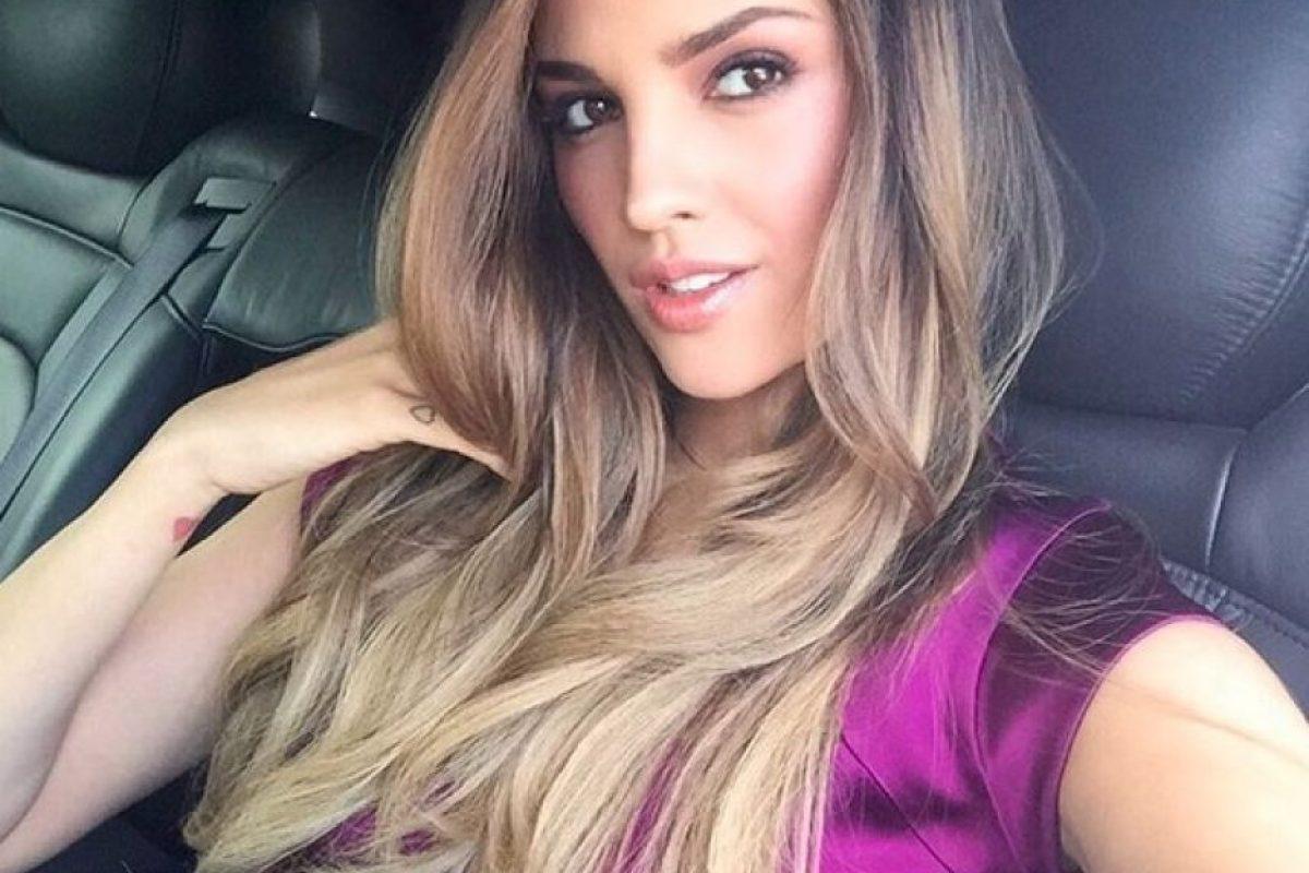 La actriz presumió sus curvas en las playas de Miami, Florida. Foto:Instagram/eizagonzalez