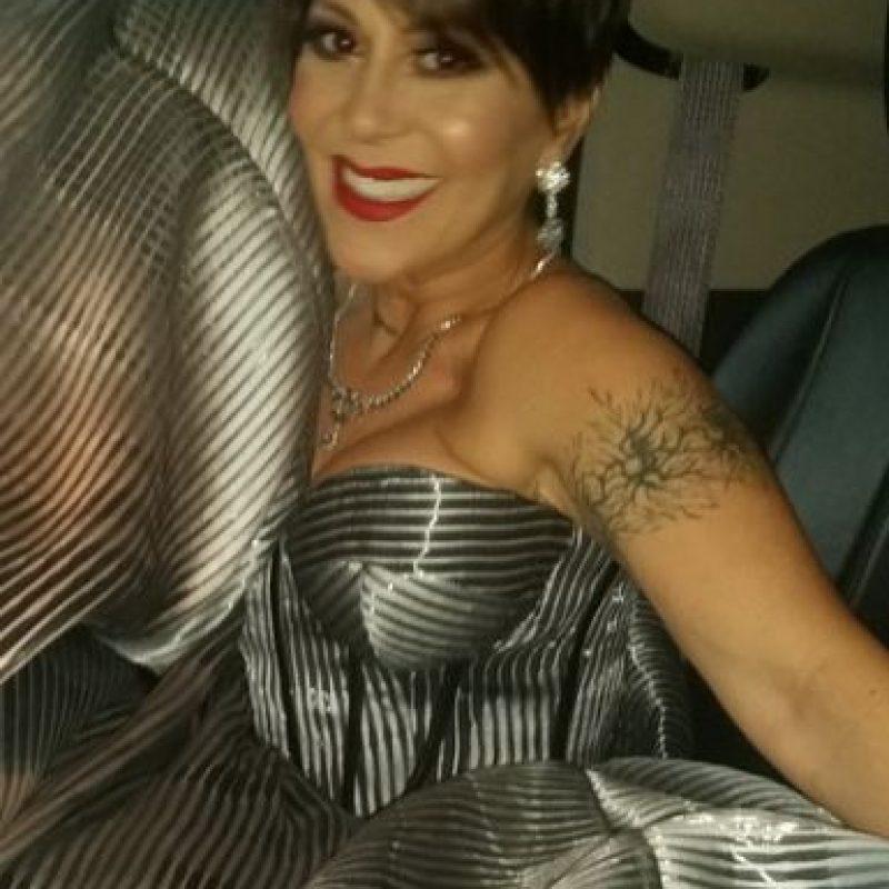Alejandra Guzmán en la actualidad Foto: Instagram/laguzmanmx