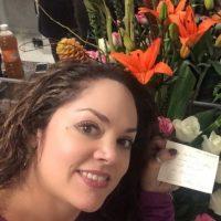 Tatiana en la actualidad Foto:Twitter/TatianaPalacios