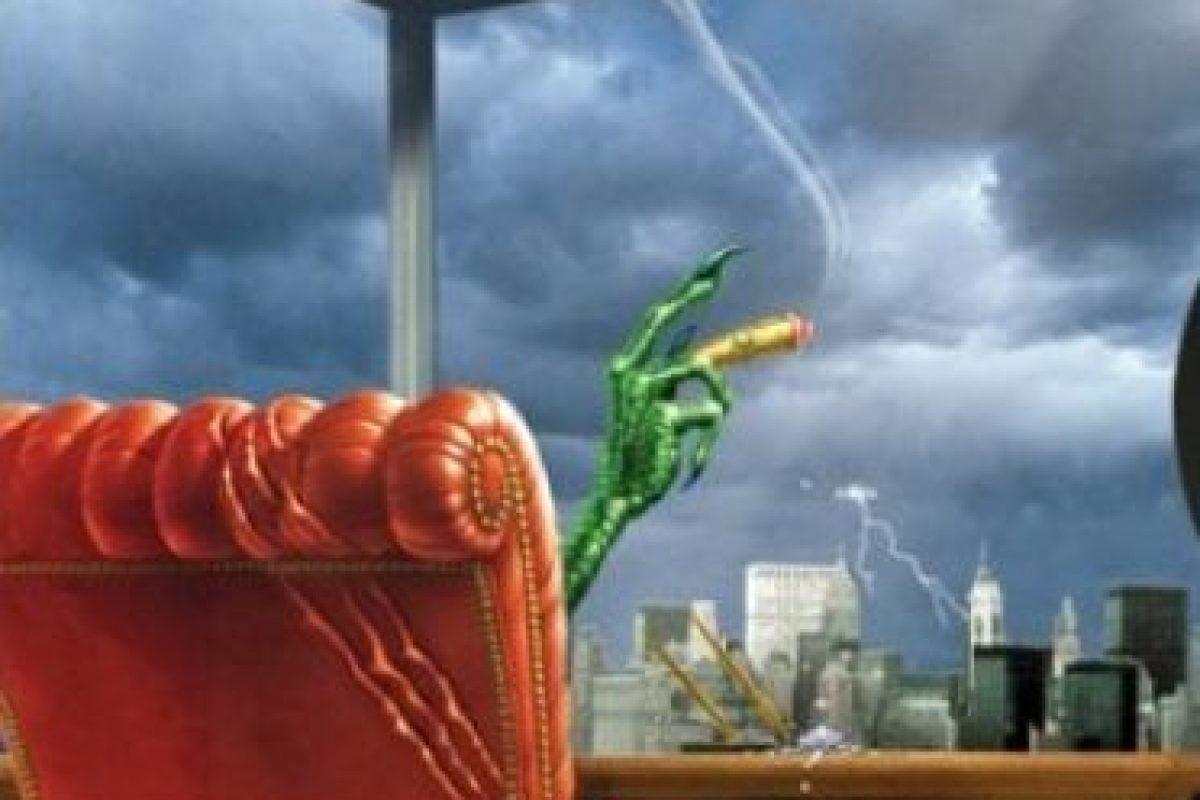 """A diferencia de """"Gizmo"""", los nuevos """"mogwais"""" resultan ser demasiado agresivos Foto:Warner Bros"""