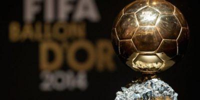 El Balón de Oro se entregará el 11 de enero. Foto:Getty Images