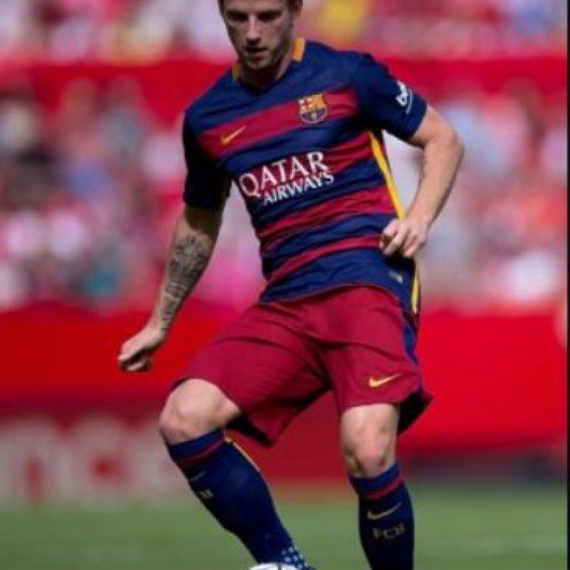 11. Iván Rakitic (Barcelona/Croacia). Foto:Getty Images