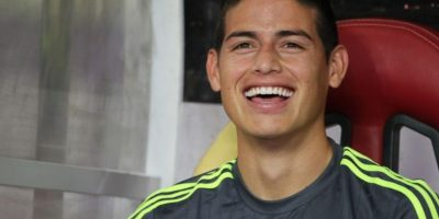 15. James Rodríguez (Real Madrid/Colombia). Foto: Getty Images