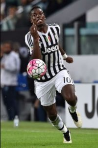 18. Paul Pogba (Juventus/Francia). Foto: Getty Images