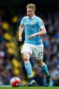 20. Kevin de Bruyne (Manchester City/Bélgica). Foto: Getty Images