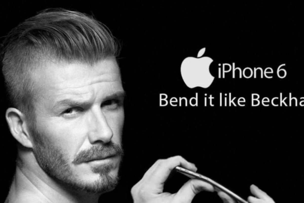 Usuarios aseguraban que el iPhone 6 se doblaba con facilidad. Foto:vía Pinterest.com