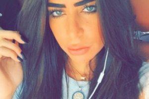 Otros critican su cargado maquillaje. Foto:vía instagram.com/yasmin.jaz