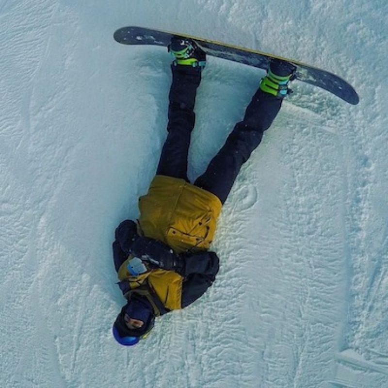 Tablas de snowboard… Foto:Instagram/justinbieber
