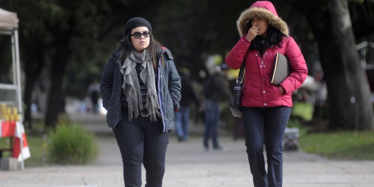 Insivumeh prevé bajas temperaturas para esta semana