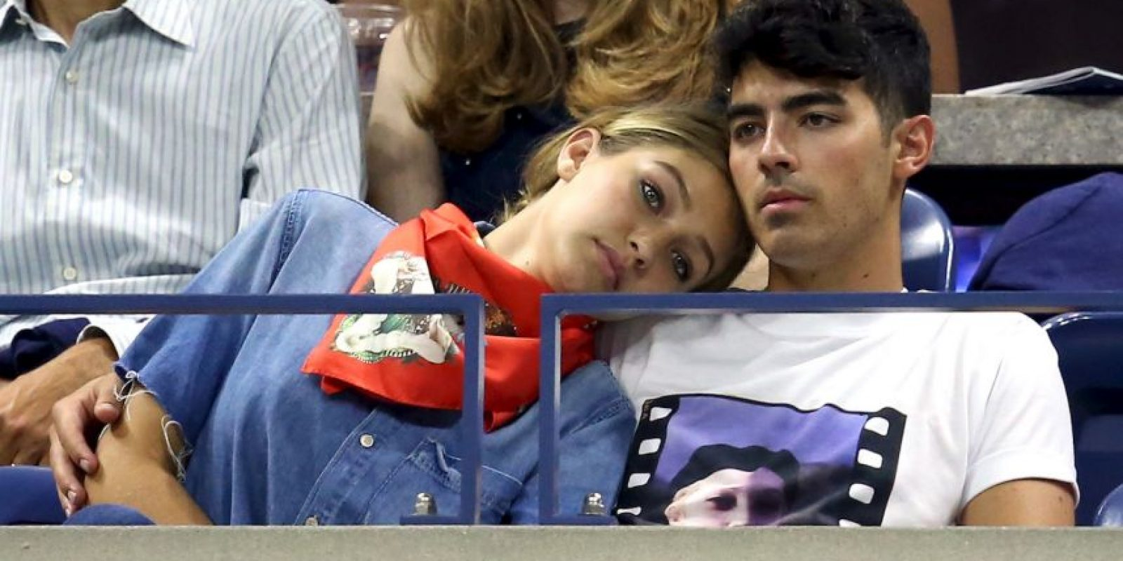 ¿Qué pensará Joe Jonas de esto? Foto: Getty Images