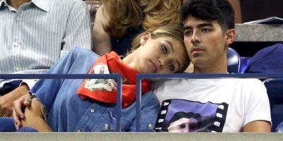 ¿Qué pensará Joe Jonas de esto? Foto:Getty Images