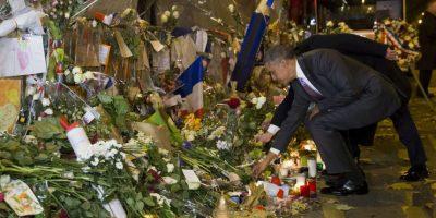 También de Anne Hidalgo, alcalde de París Foto:AP