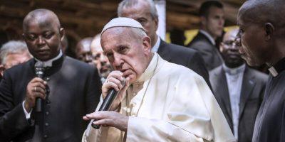 Esta foto del Papa Francisco se convirtió en el meme más gracioso del día