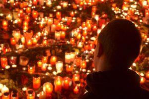 Un total de 130 personas fallecieron. Foto:AFP
