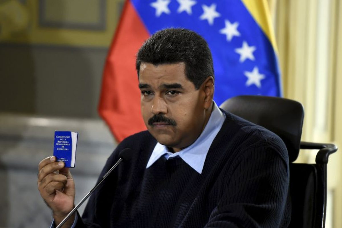 """El periódico estadounidense """"The New York Times"""" publicó una carta exigiendo la liberación del opositor titulada """"Free Venezuela's Leopoldo López"""". En ella, menciona: """"La persecución del señor López muestra la desesperación del señor Maduro"""" Foto:AFP"""