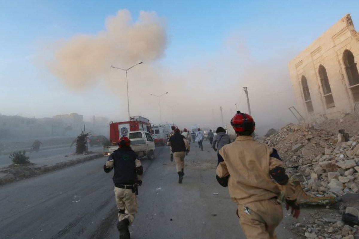 Este grupo obtiene su dinero del tráfico de armas y de donativos. Foto:AFP