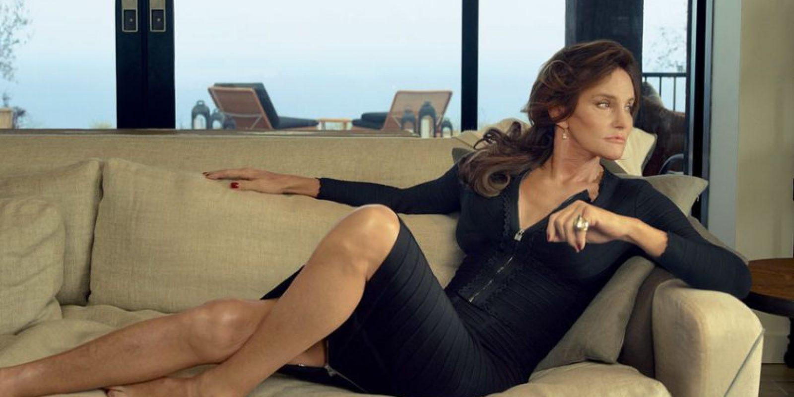 """En su sesión con """"Vanity Fair"""" lució de lo más elegante con estos vestidos. Foto:Vanity Fair"""