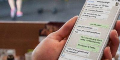 1- Borrado de mensajes más sencillo: pueden elegir a partir de una semana, un mes y hasta medio año. Foto:vía Pinterest.com