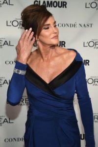 """La noche del 9 de noviembre la nombraron la """"Mujer del año"""" de la revista Glamour. Foto:Getty Images"""